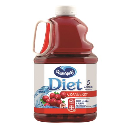 Ocean Spray Diet Juice, Cranberry, 101.4 Fl Oz, 1 Count