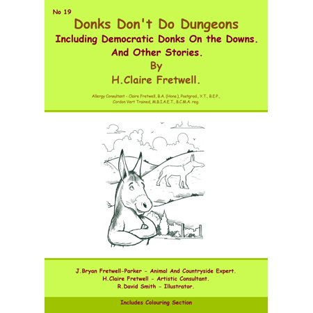 Donks Don't Do Dungeons - eBook (Don T Touch The Shiny Mini Dungeon)