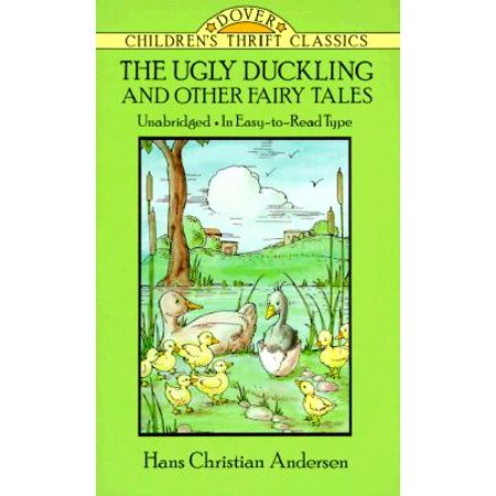 The Ugly Duckling and Other Fairy Tales - Fairy Tale Men