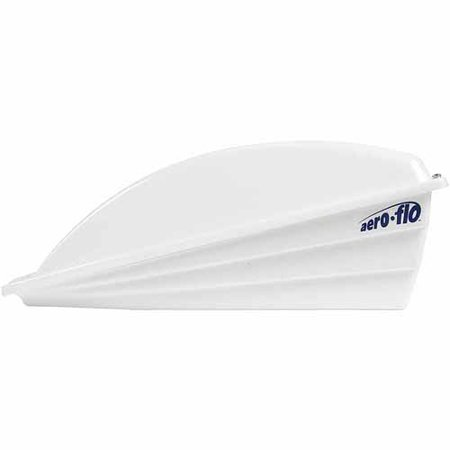 Roof Vent Covers >> Camco 40421 Rv Aero Flo Roof Vent Cover White