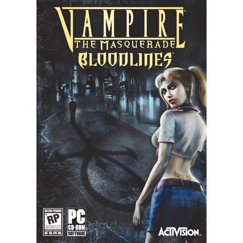 Vampire: The Masquerade Bloodlines T-Shirt