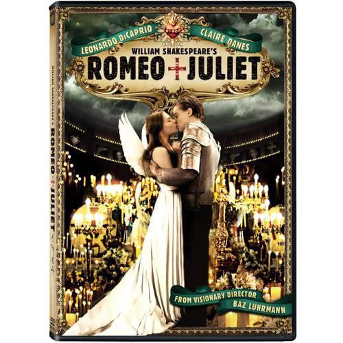 William Shakespeare's Romeo + Juliet (Music Edition) (Widescreen ...