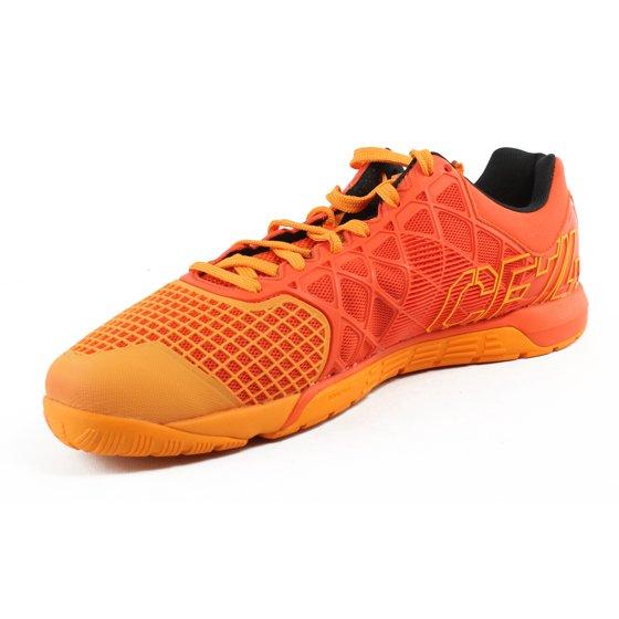 10ba1577021 Reebok - Reebok Mens r crossfit nano 4.0 Orange Cross Training Shoes ...