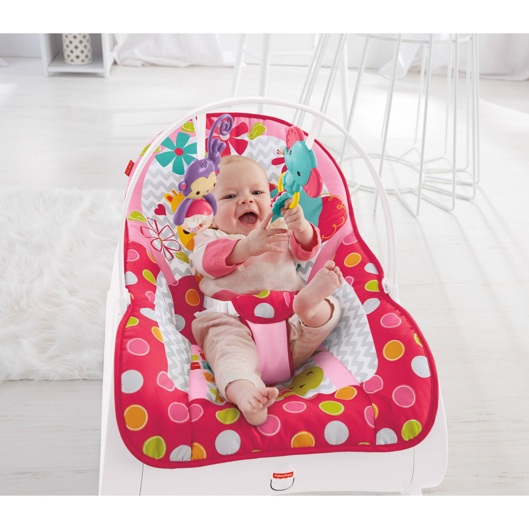 0767a4d581a Fisher-Price Infant-To-Toddler Rocker - Walmart.com