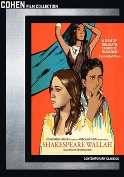 Shakespeare Wallah (DVD) by