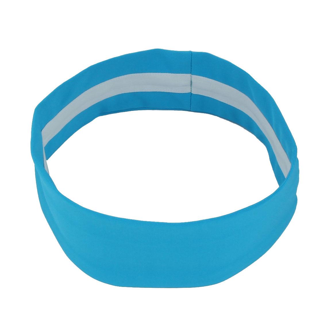Gym Washing Face Cotton Blend Non-slip Sports Headband Headwrap