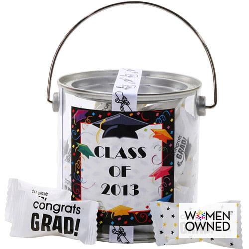 Alder Creek Graduation Candy Can