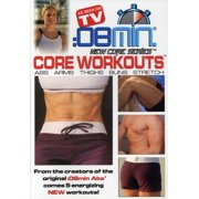 8 Minute Core Workouts: Abs Arms Thighs Buns & (DVD)