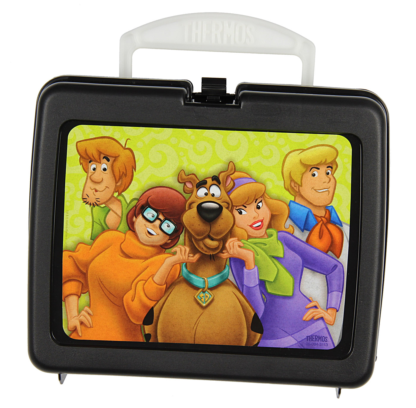 Thermos Scooby-Doo Characters Hard Lunch Tote Kit