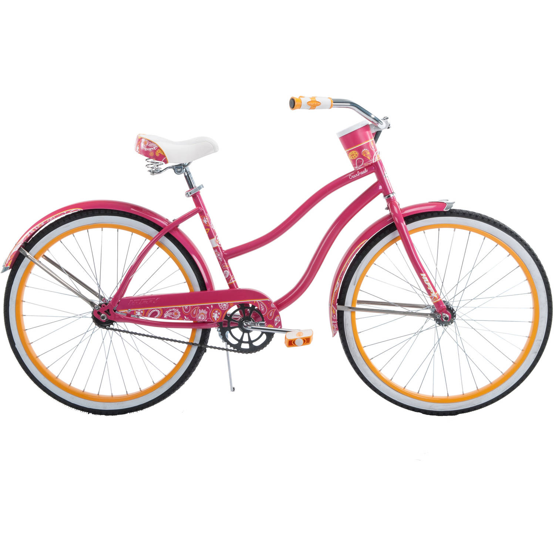 Huffy 26 Regatta Women S Cruiser Bike Blue