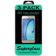 3 Tempered Glass Screen Protector For Samsung Galaxy on 5