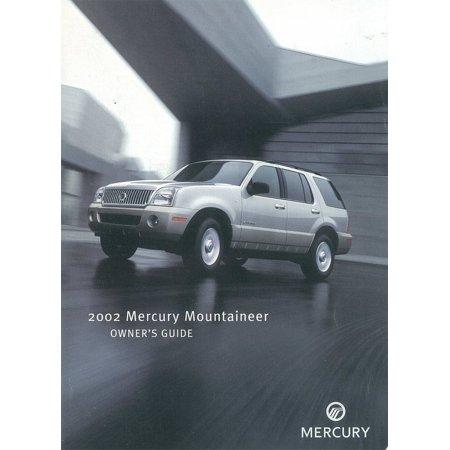 Bishko OEM Maintenance Owner's Manual Bound for Mercury Mountaineer 2002 2002 Mercury Mountaineer Manual