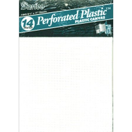 Darice Perforated Plastic Canvas 14 Count 8.5