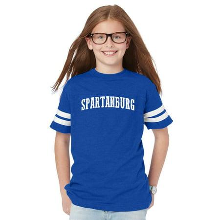 official photos 02e0d b1c84 Artix - Spartanburg South Carolina T-Shirt Home of ...