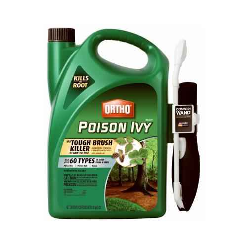 Scotts Ortho Roundup 0436110 Poison Ivory Tough Brush Killer, 1.33-Gals.