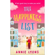 The Happiness List - eBook