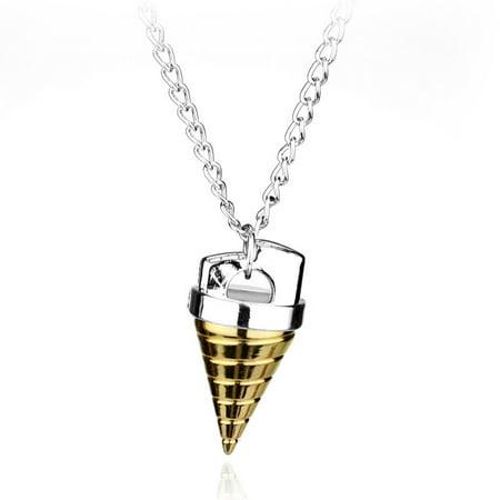Drilled Pendant (Tengentoba Gulenlagan KINON Gold Drill Necklace Tengen Toppa Gurren Simon )