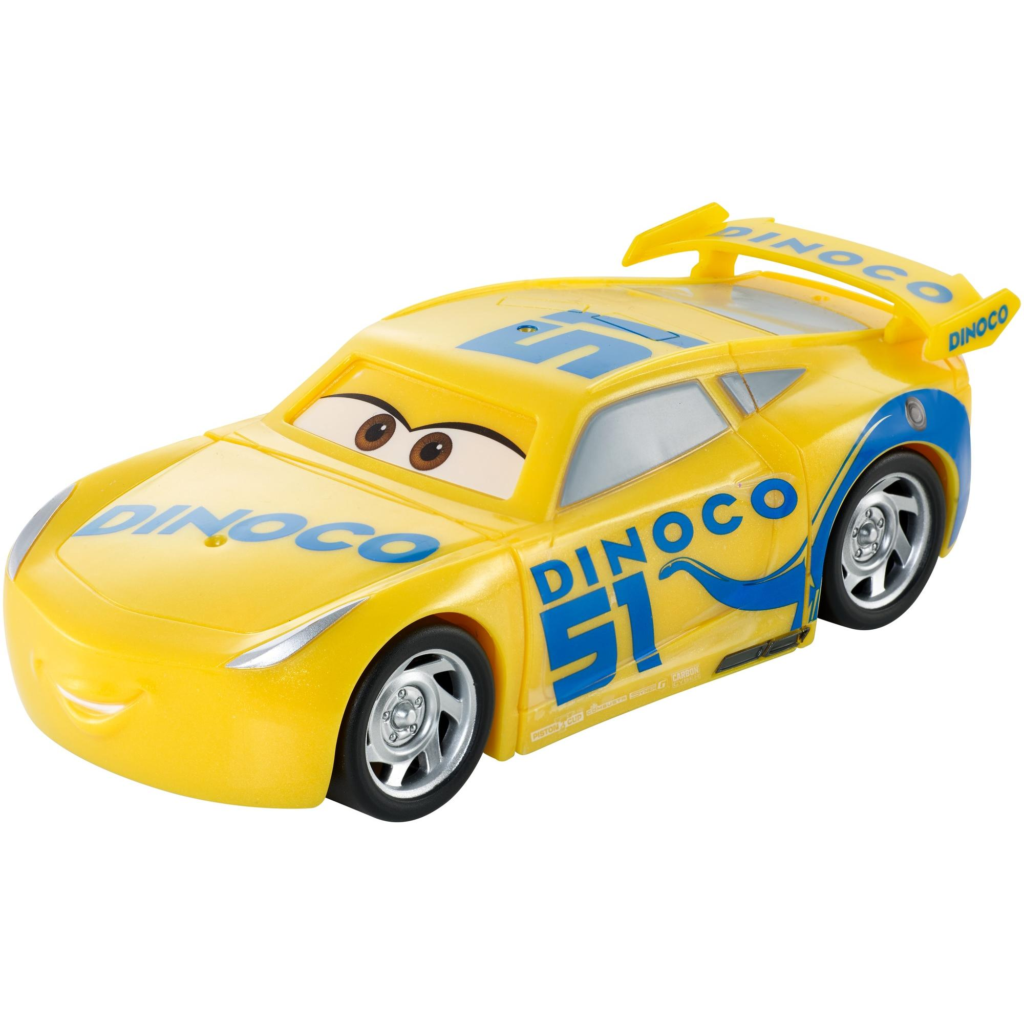Disney/Pixar Cars 3 Race & Reck' Dinoco Cruz Ramirez Vehicle