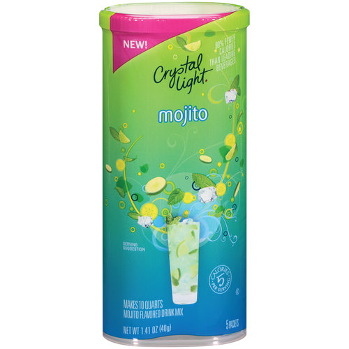 Crystal Light Mojito Drink Mix, 5ct