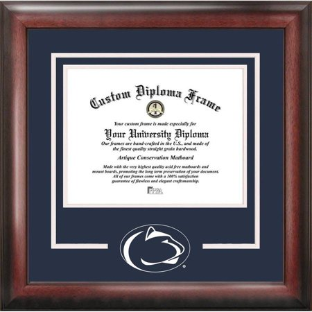penn state nittany lions 85 x 11 spirit diploma frame - Diploma Frames Walmart