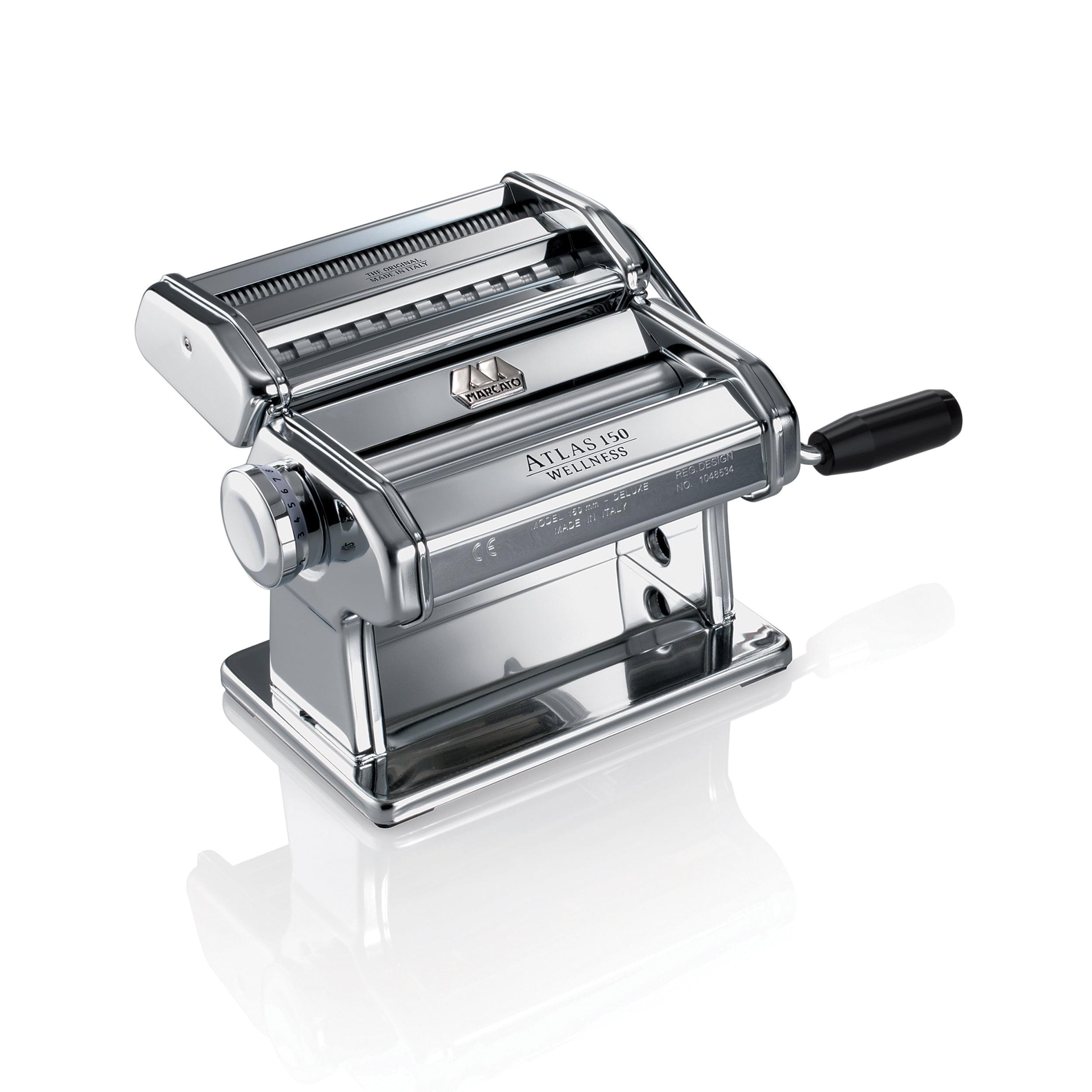 Best Pasta Machines - Marcato Atlas 150 Pasta Machine, Chrome Review