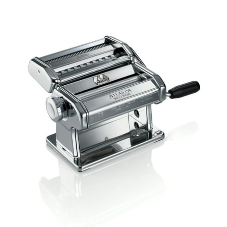 Marcato Atlas 150 Pasta Machine, Chrome