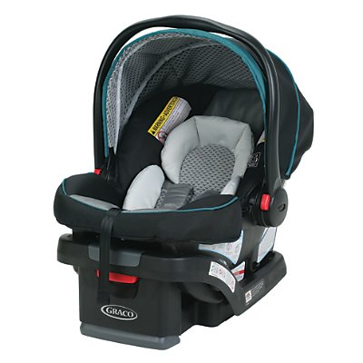 Graco SnugRide SnugLock 30 Infant Car Seat, Aspen