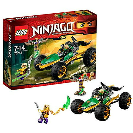 LEGO Ninjago Jungle Raider (Lego Raiders Of The Lost Ark Walkthrough)