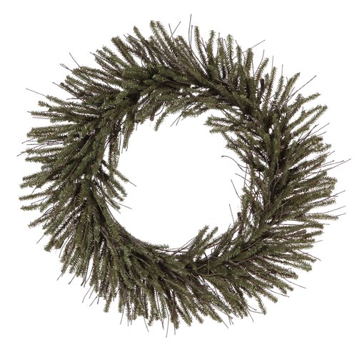 The Holiday Aisle Twig Artificial Christmas Wreath