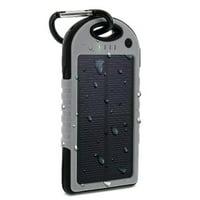 Deals on Aduro PowerUp Solar 6000mAh Dual USB Backup Battery