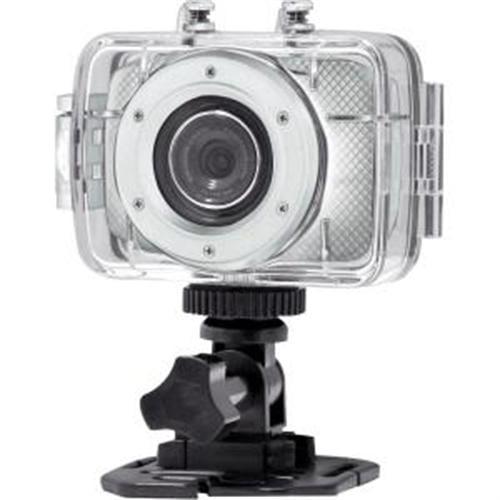 "Pyle PSCHD30BK Digital Camcorder - 2"" - Touchscreen LCD - CMOS - HD - Black"