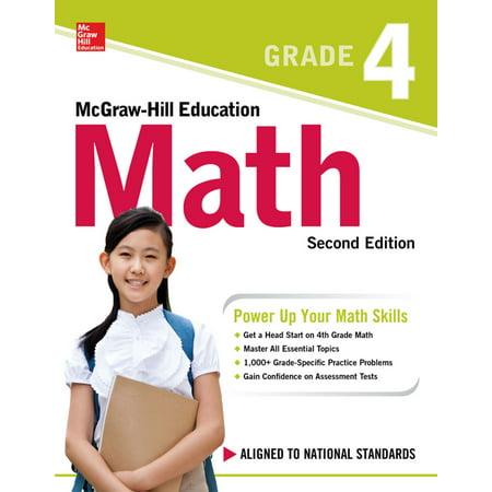 McGraw-Hill Education Math Grade 4, Second Edition - - Halloween Math Grade 4 Printable