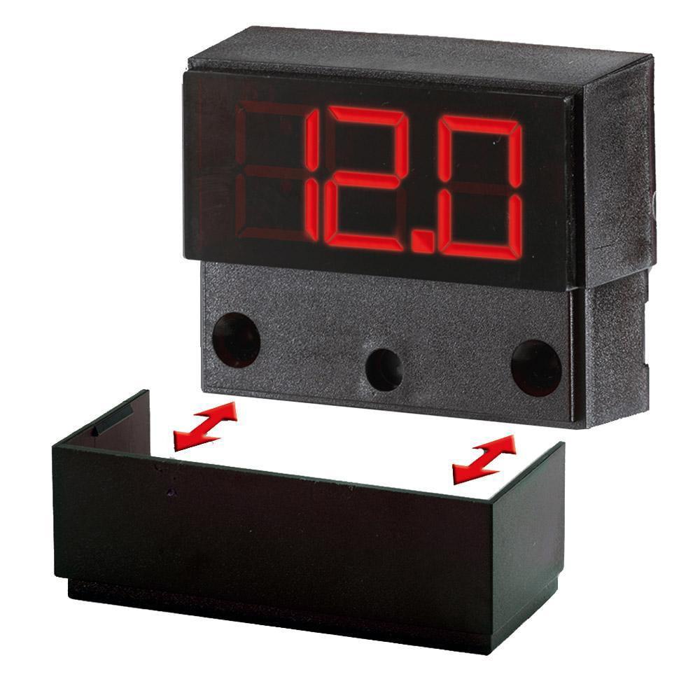 Paneltronics Digital AC Voltmeter- 10-250VAC - image 1 of 1