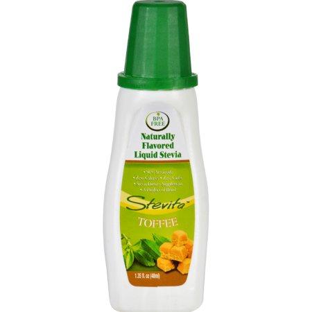Stevita Stevita Flavors Naturally Flavored Liquid Stevia Toffee - 1.35 Ounce ()
