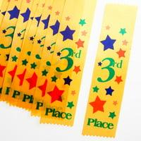"""""""3rd Place"""" Award Ribbons"""