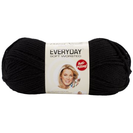 Premier Yarns Everyday Solid Yarn-Black - image 1 de 1