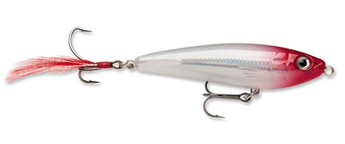 Click here to buy Rapala X-Rap SubWalk 09 Fishing Lure Red Ghost by Rapala.