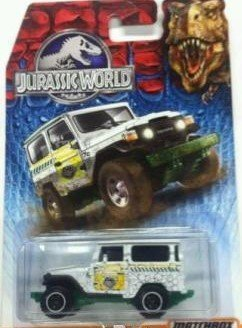 ROCK SHOCKER * Jurassic World * 2015 Matchbox 1:64 Scale Basic Die-Cast Vehicle by Mattel