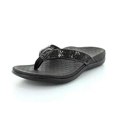 32509f8a99ffd8 Vionic - VIONIC Women s Tide Sequins Sandals - Walmart.com