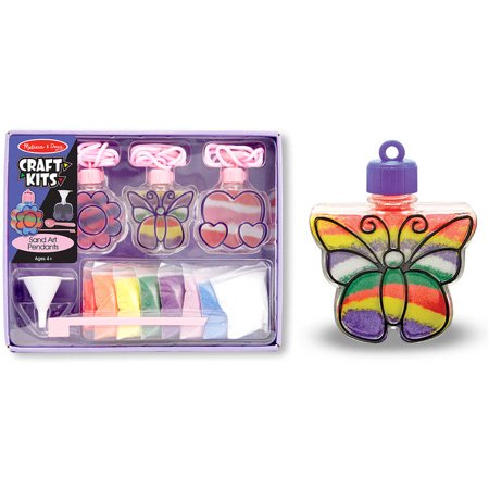 Melissa & Doug Sand Art Pendants