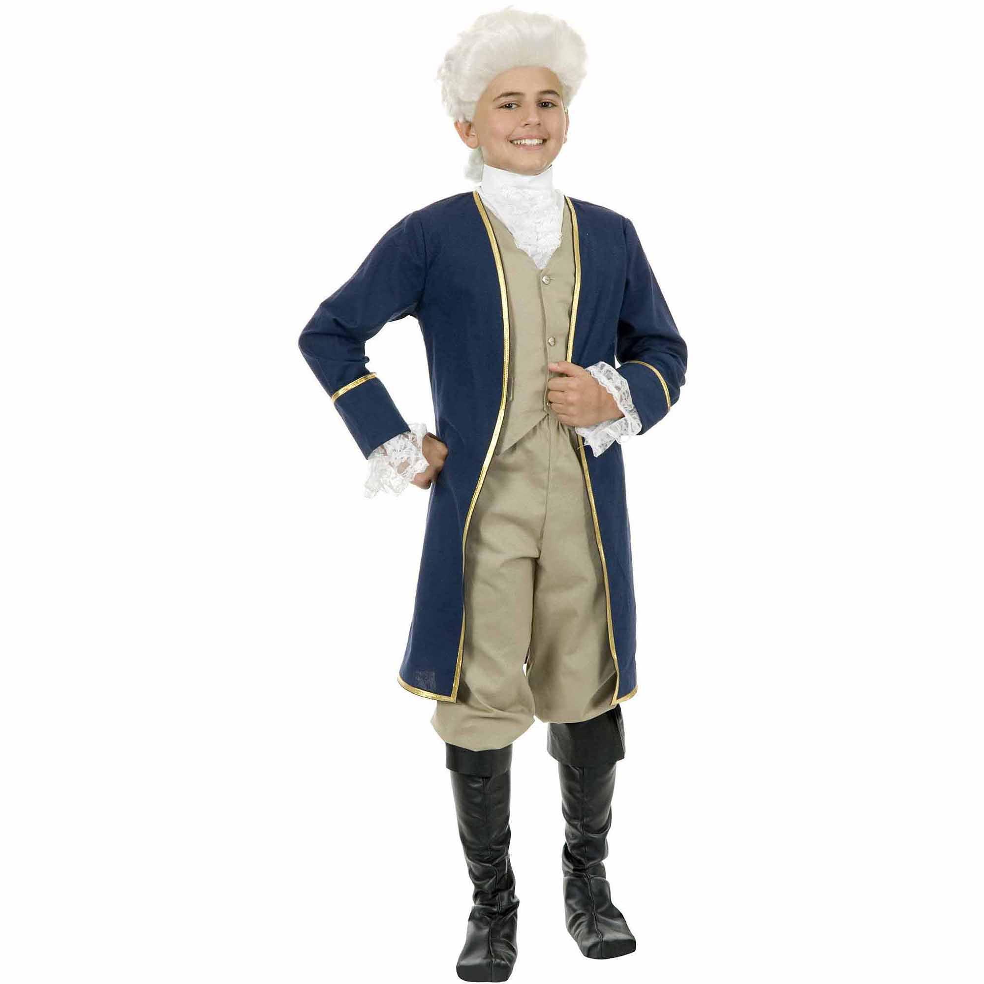 george washington child halloween costume - walmart