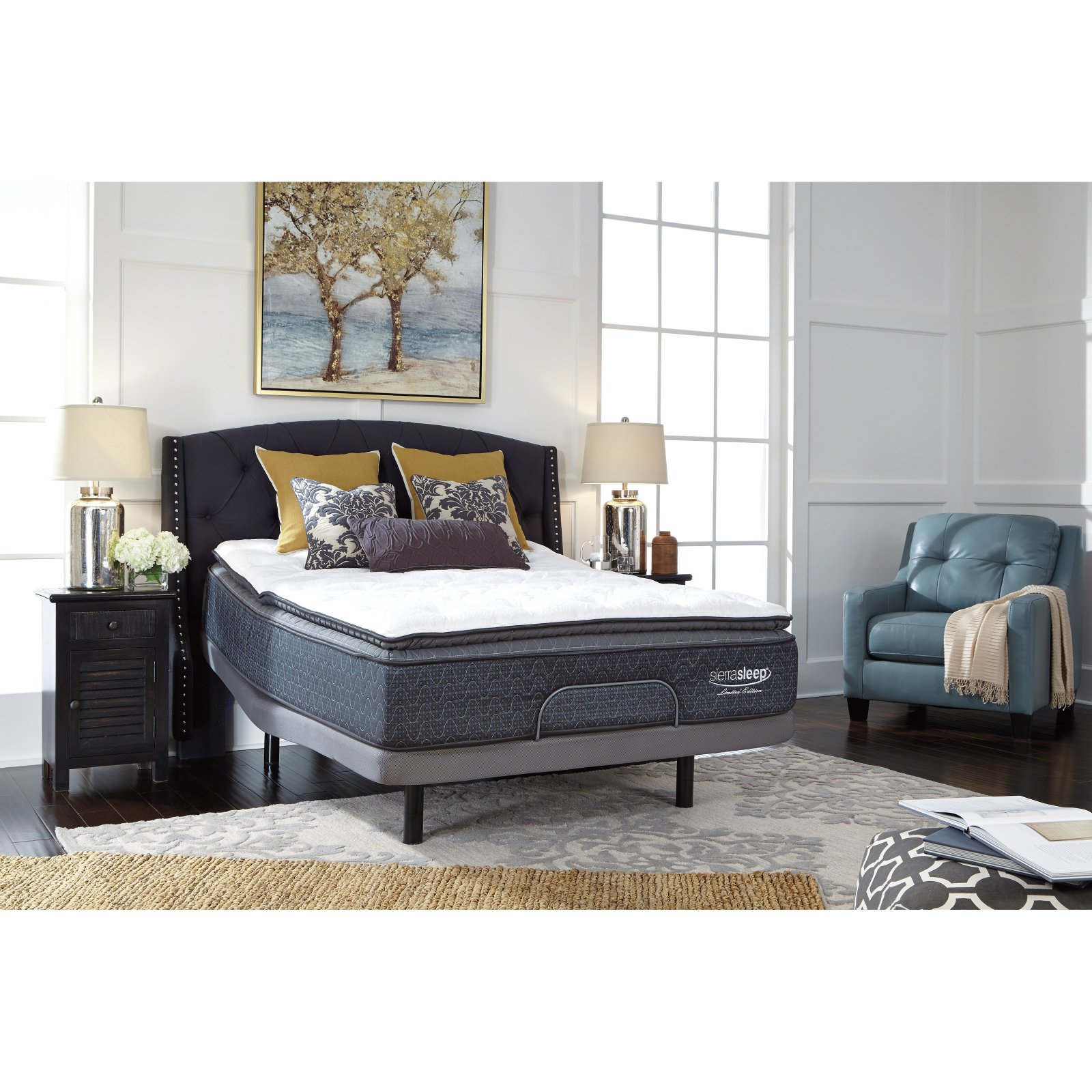 Sierra Sleep by Ashley Limited Edition 15 in. Pillowtop Mattress