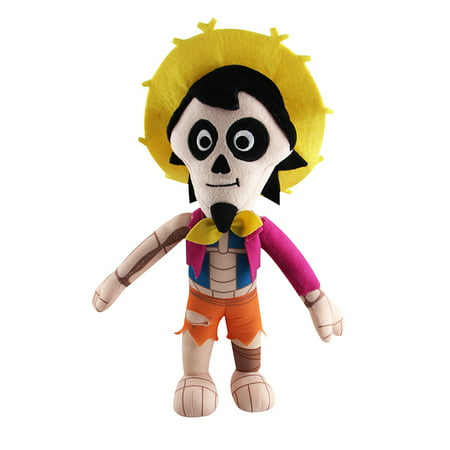 Hector Coco Toy Plush Coco Miguel Plush Figures Disney Coco Toys for Kids Best Birthday Gift or Halloween Party