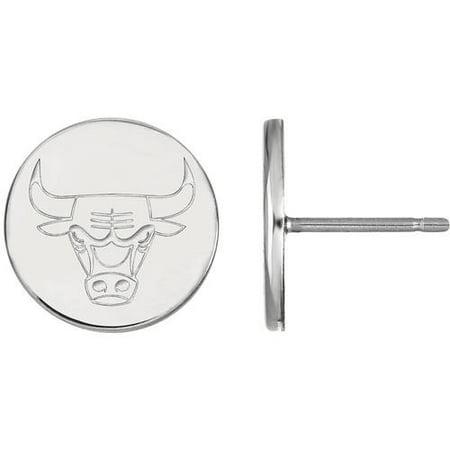 - NBA Chicago Bulls Sterling Silver Dangle Earrings