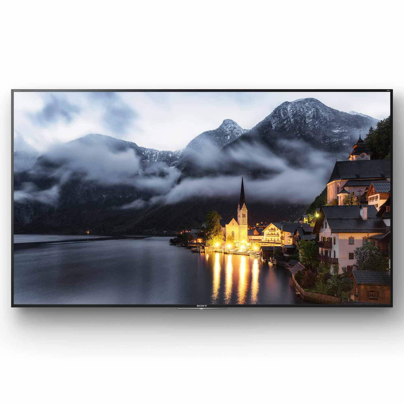 "Sony 49"" Class 4K (2160P) Smart LED TV (XBR49X900E) by Sony"