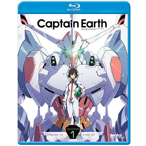Captain Earth: Collection 1 (Blu-ray)