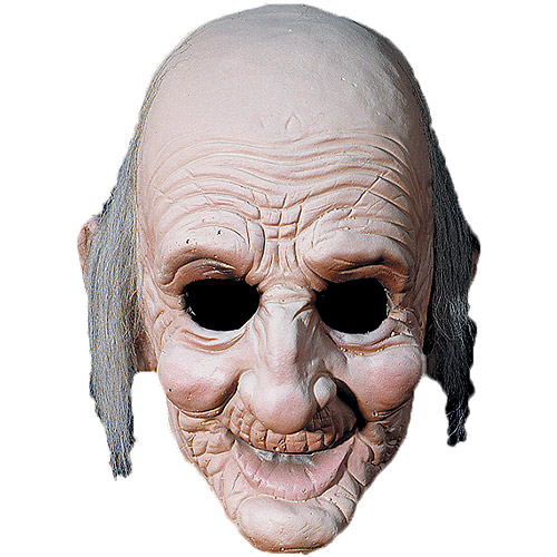 Pa Latex Mask Adult Halloween Accessory