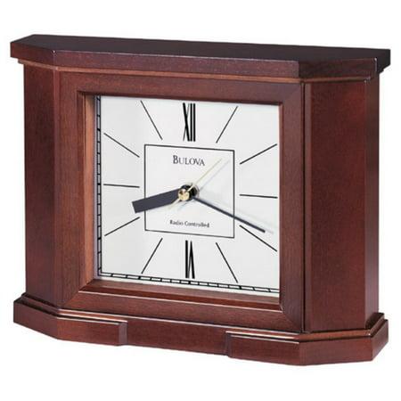 - Altus Tabletop Clock by Bulova