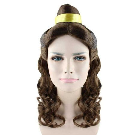 Beast Wig (Beast Princess Wig, Brown Kids HW-1370)