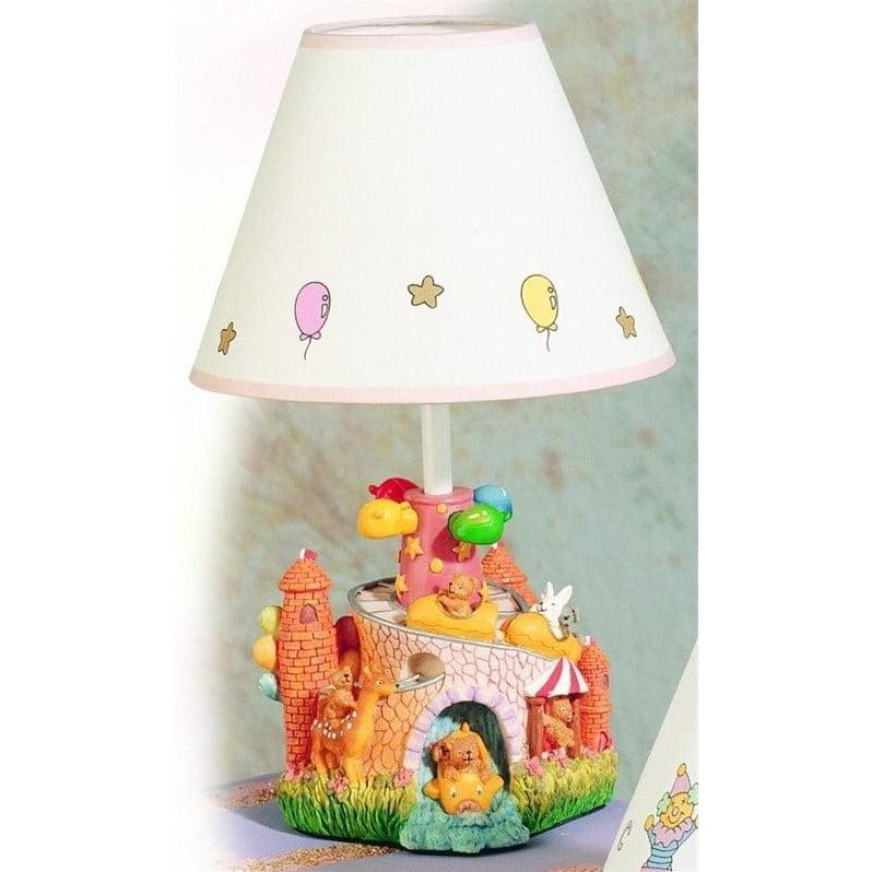 Cal Lighting Carnival Lamp in Multi Color by CAL Lighting